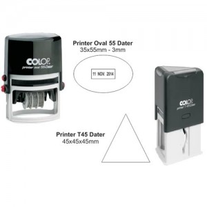 Printer Datador Oval e Triangular