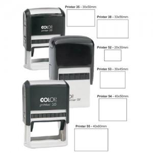 Carimbo Printer Retangular